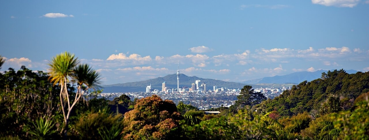 City view from West Auckland 1280x488