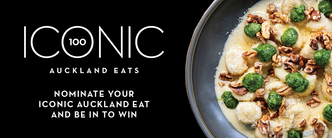 Iconic Auckland Eats