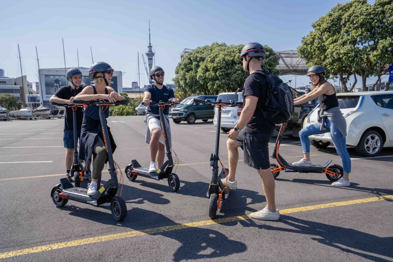 Photo of E-Scooter Tours New Zealand, Ponsonby, Ponsonby