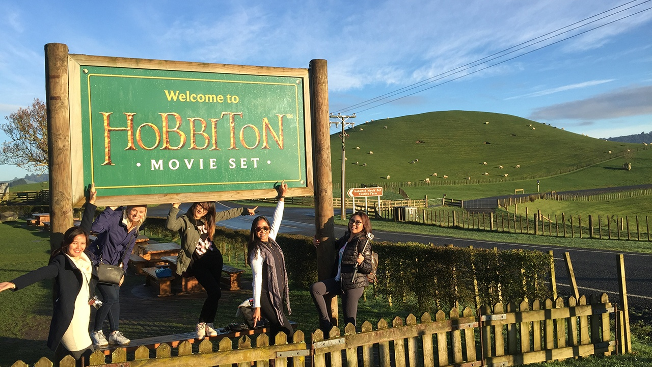 Photo of Hobbiton & Waitomo Caves Small Group Tour from Auckland - Cheeky Kiwi Travel, Auckland CBD, Auckland Central