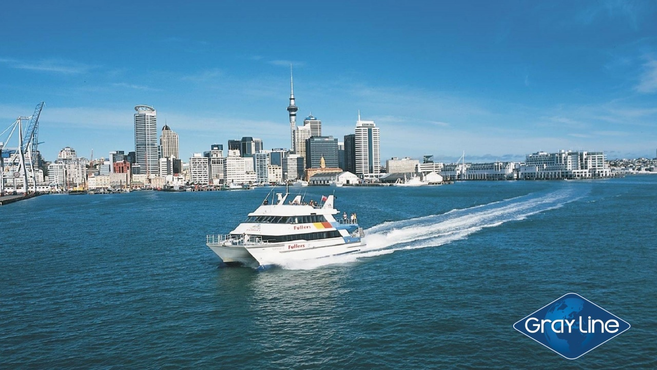 Photo of Gray Line Full Day Spectacular Auckland Tour, Auckland CBD, Auckland Central