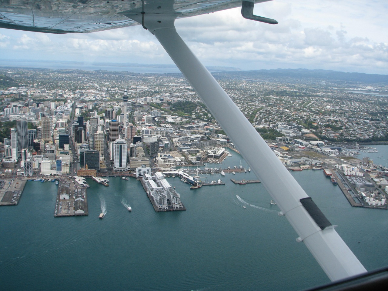 Photo of Flight Hauraki - Ardmore, Ardmore, Ardmore