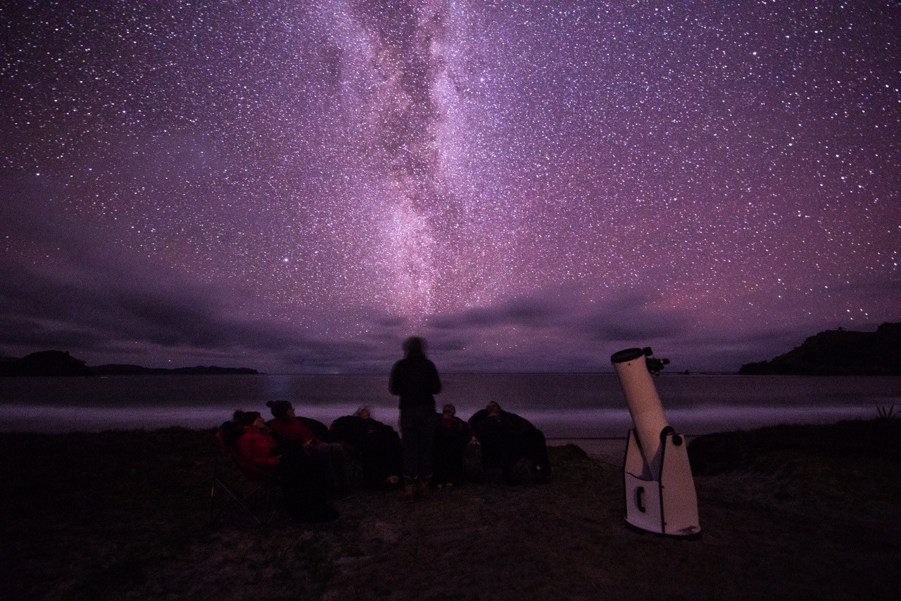 Photo of Good Heavens Dark Sky Experiences, Great Barrier Island, Medlands Beach