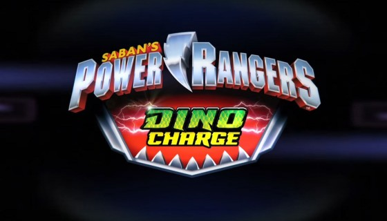Power rangers dino charge Logo